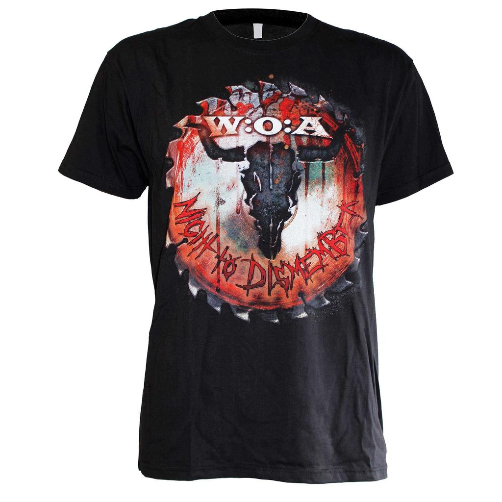 W:O:A - T-Shirt - Night To Dismember - zeitlos -