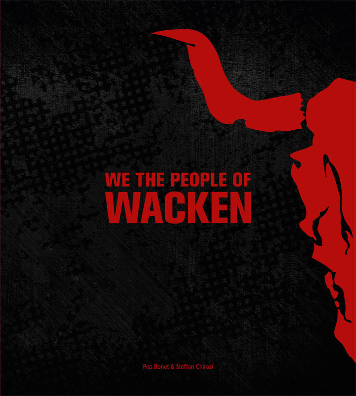 W:O:A - Buch - We The People of Wacken -
