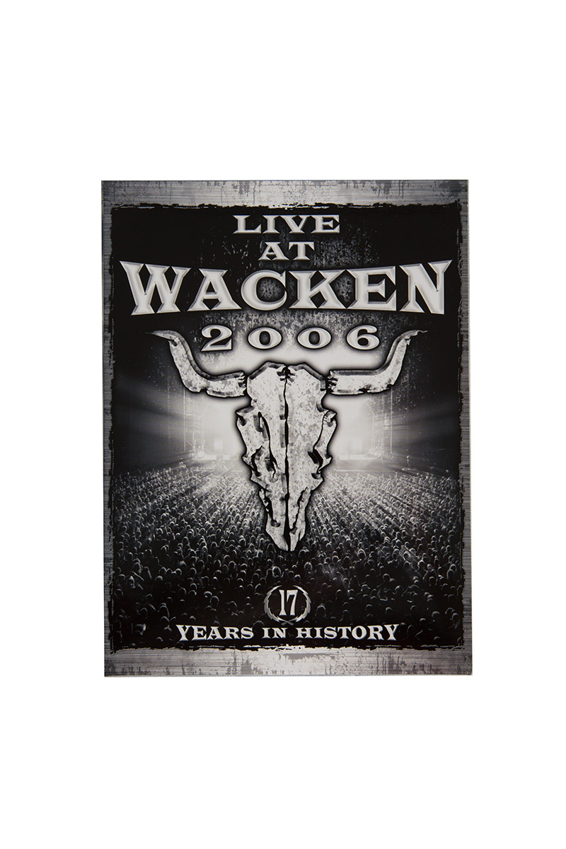 W:O:A - DVD - Live at Wacken 2006 (Doppel DVD) -
