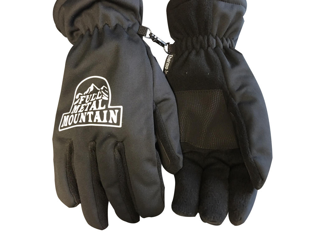 FMM - Softshell Thermal Glove/ Handschuhe -