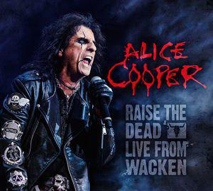 Alice Cooper - RAISE THE DEAD / MASTERS OF MADNESS TOUR 2013 2CD/DVD -