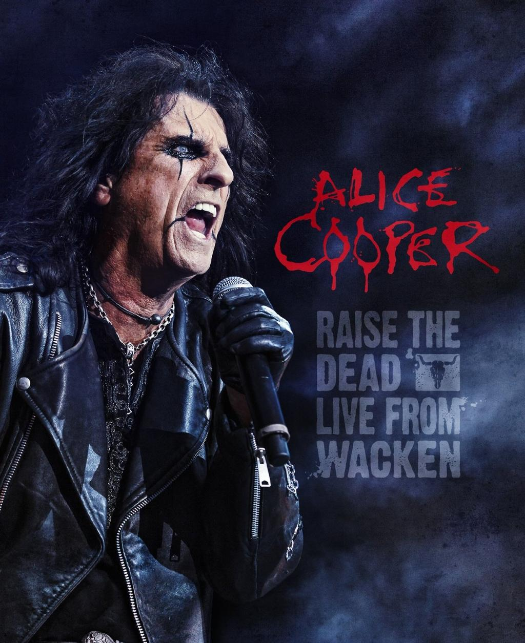 Alice Cooper - RAISE THE DEAD / MASTERS OF MADNESS TOUR 2013 2CD/BLURAY -
