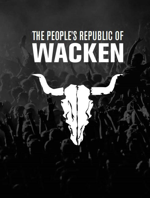 W:O:A - Coffee Table Book - The People's Republic Of Wacken -