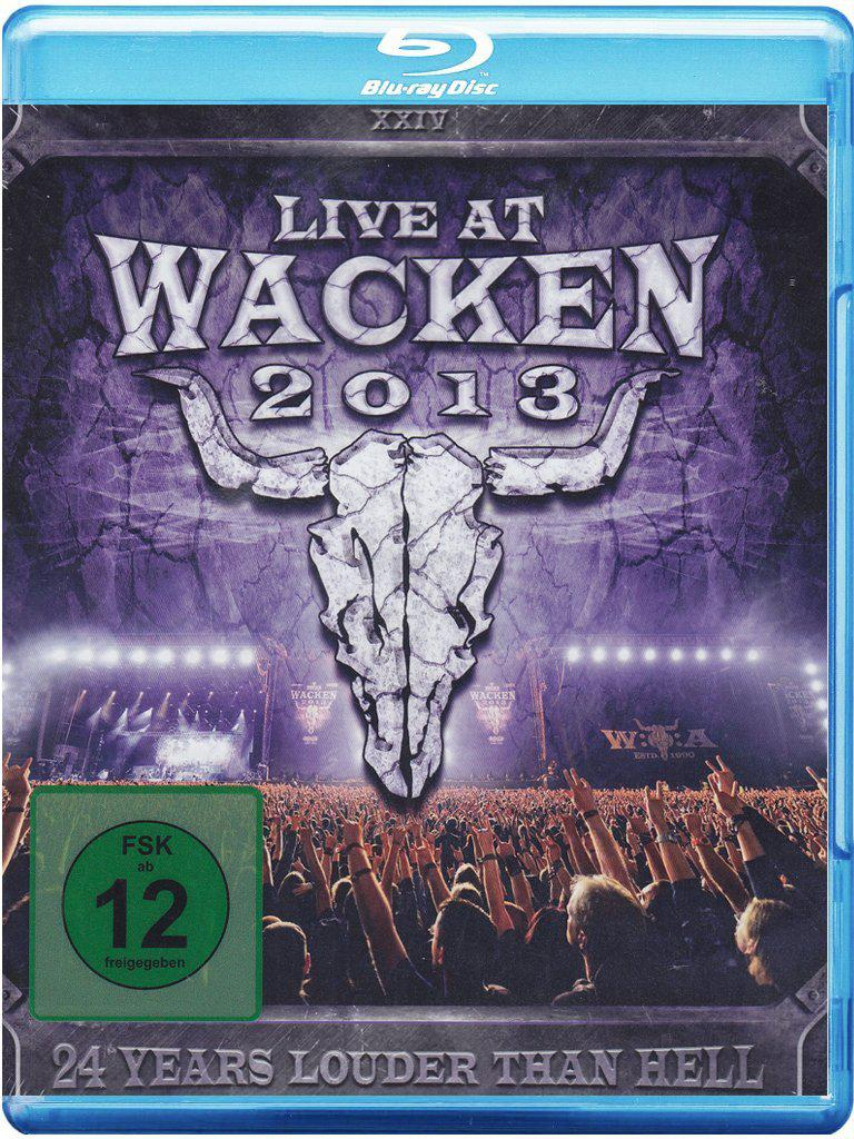 W:O:A - BluRay - Live at Wacken 2013 -