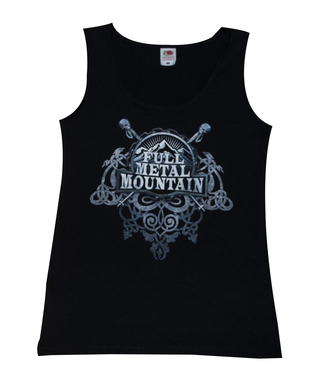 FMM - Tank-Top - Viking Ornament -