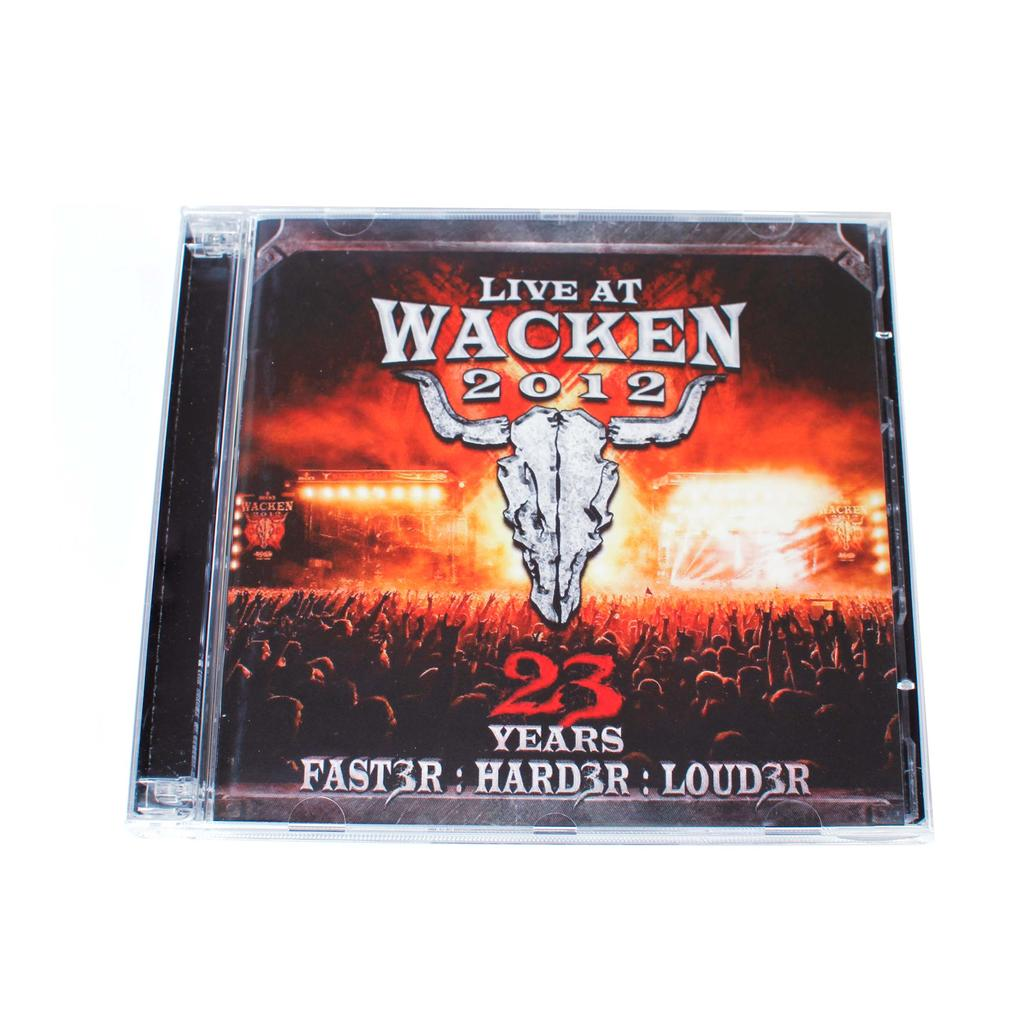 W:O:A - CD - Live at Wacken 2012 -