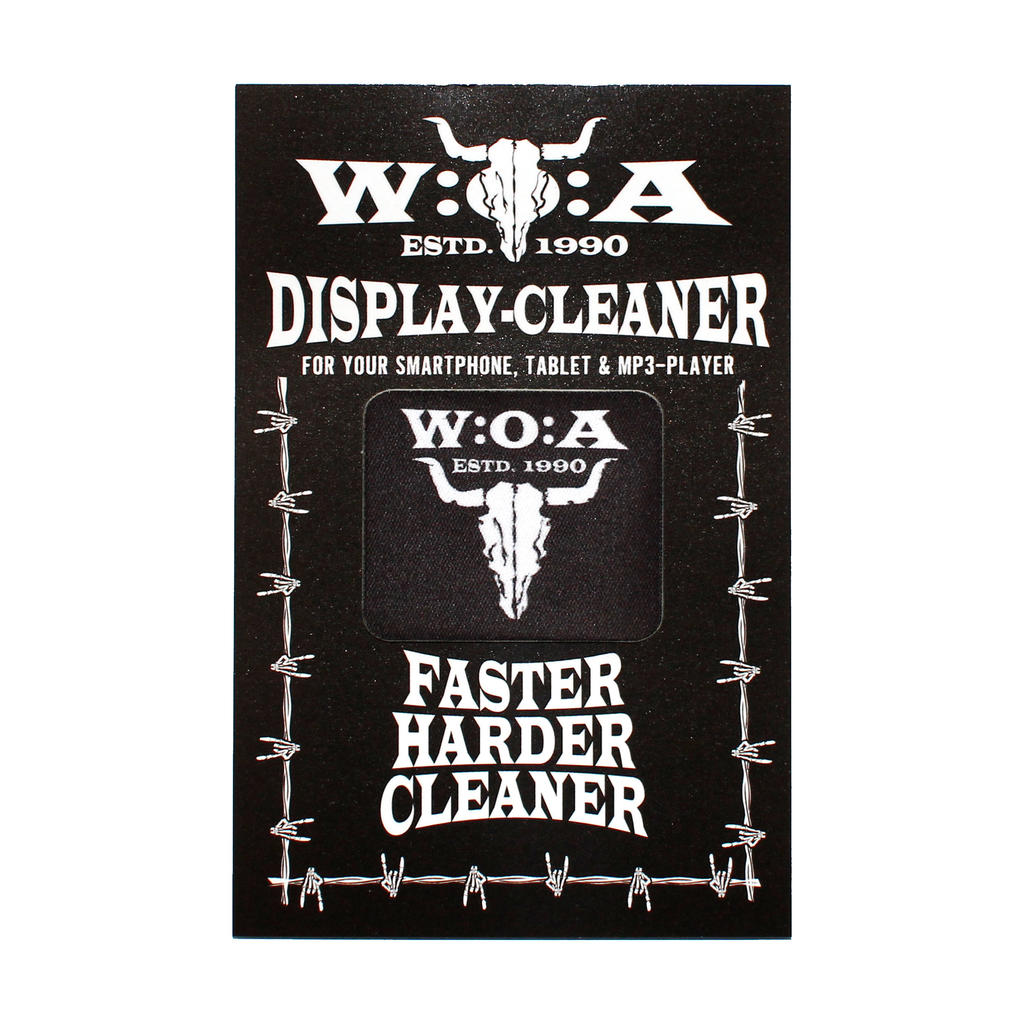 W:O:A - Display Cleaner -