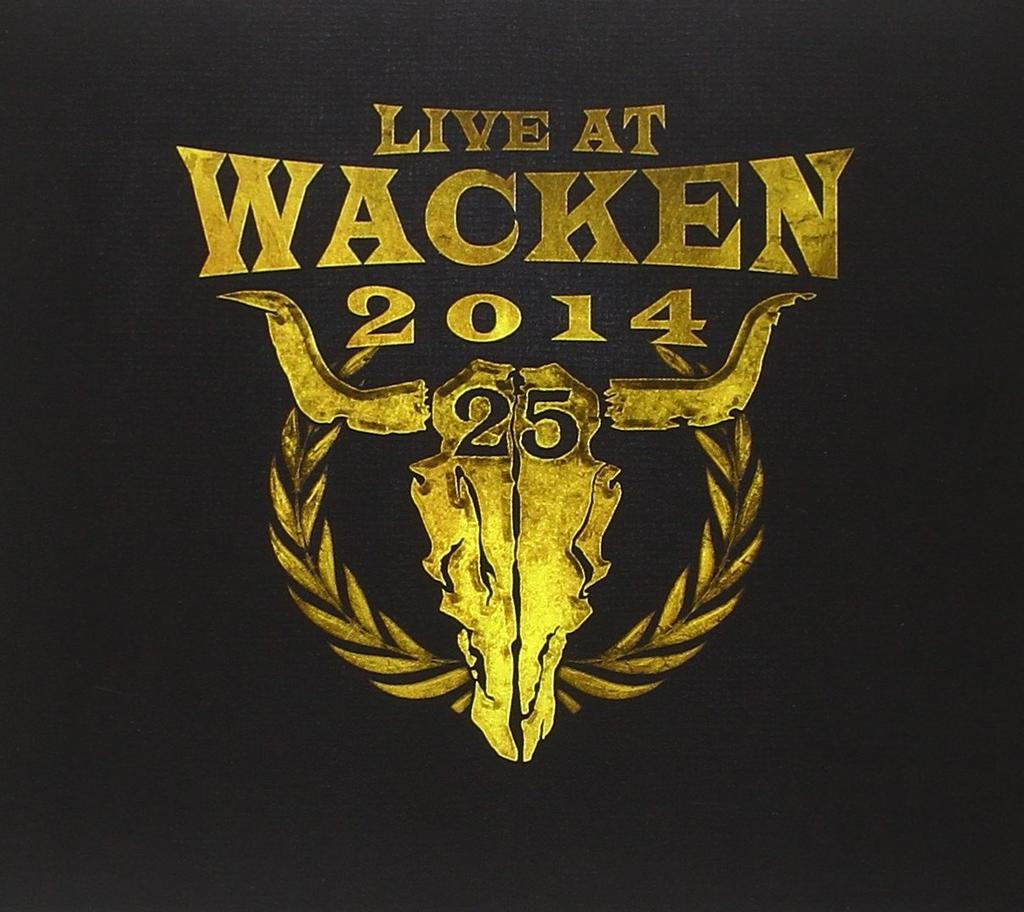 W:O:A - CD - Live At Wacken 2014 (Digipack) -
