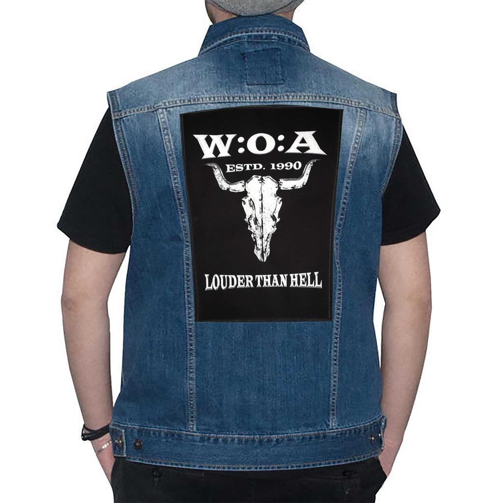 W:O:A - Backpatch - Estd. 1990 -