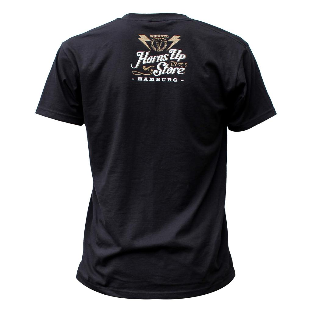 Horns Up Store - T-Shirt - Grand Opening -