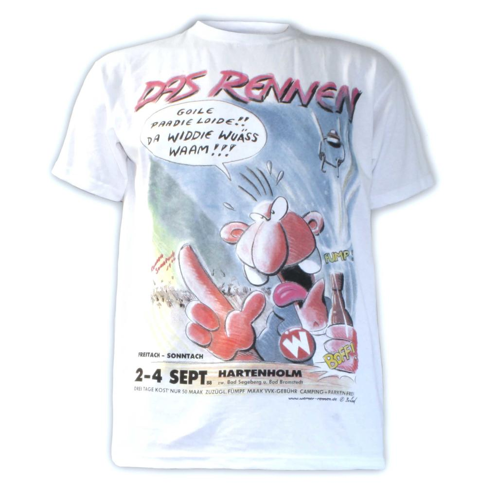 Werner - T-Shirt - Retro 88 -