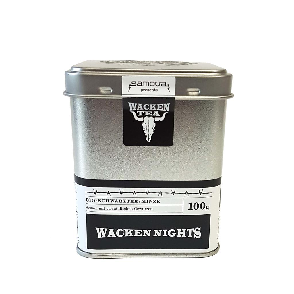W:O:A - Tee - Wacken Nights - Dose 100g -