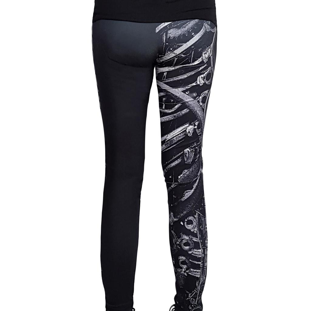 W:O:A - Leggings - Faster Harder Louder -