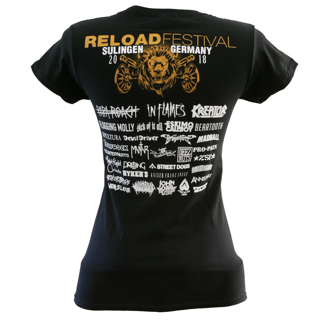 Reload Festival - Girlie - Ornaments 2018 -