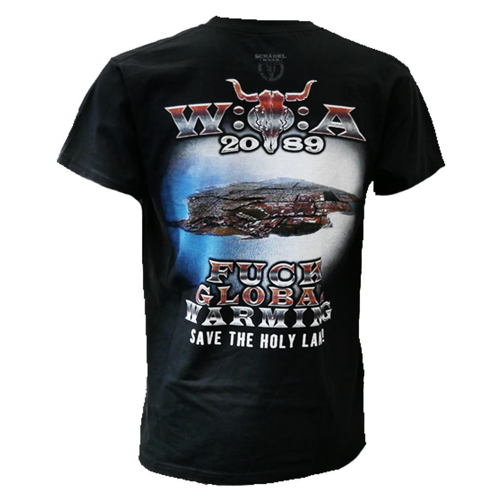 W:O:A - T-Shirt - Global Warming -