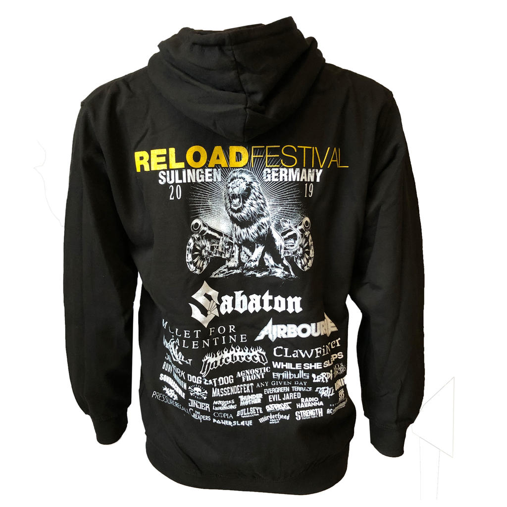 Reload - HoodZip - Colour 2019 -