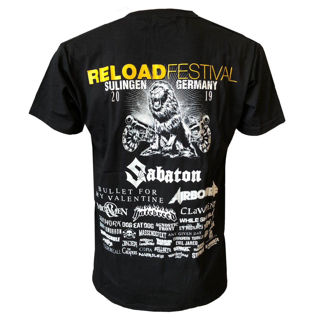 Reload - T-Shirt - Festival 2019 -