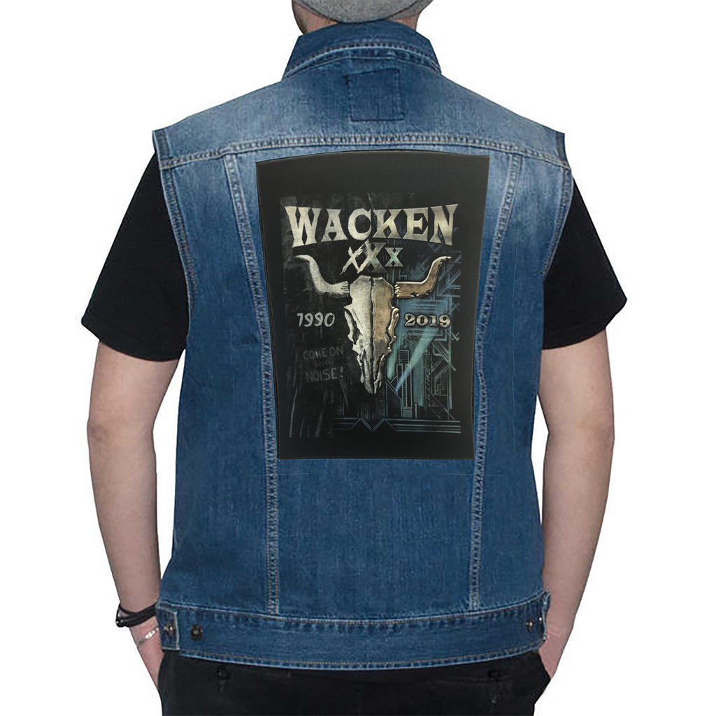 W:O:A - Backpatch - XXX Come on -