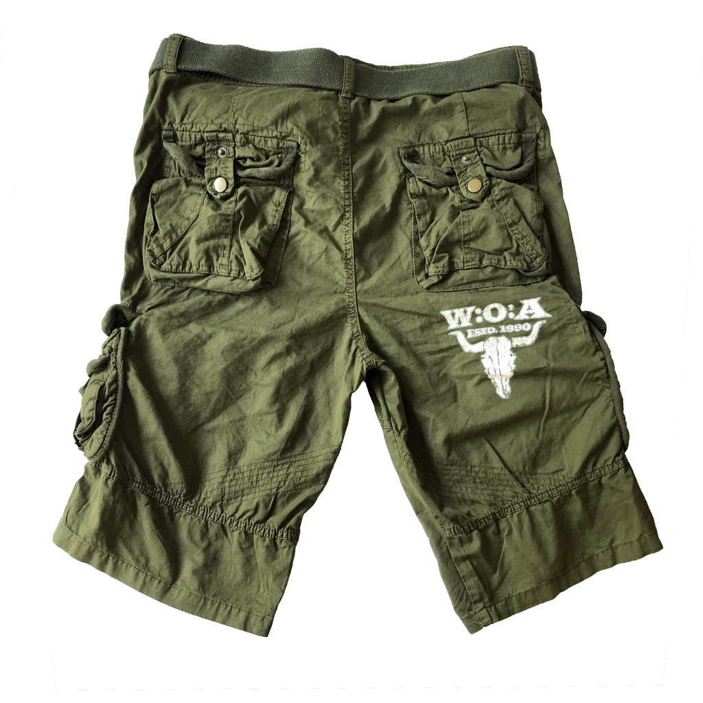 W:O:A - Survival Shorts - Vintage -