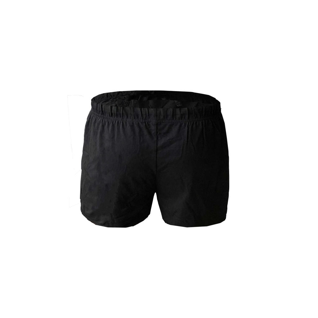 W:O:A - Girlie Shorts - Retro black -