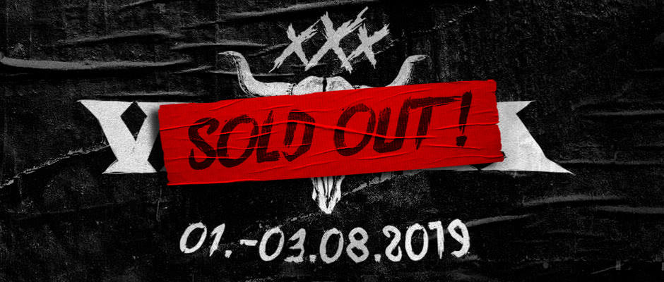 THANX FOR YOU SUPPORT, METALHEADS!