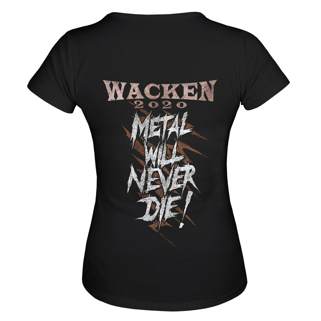 W:O:A - Girlie - Metal will never die -