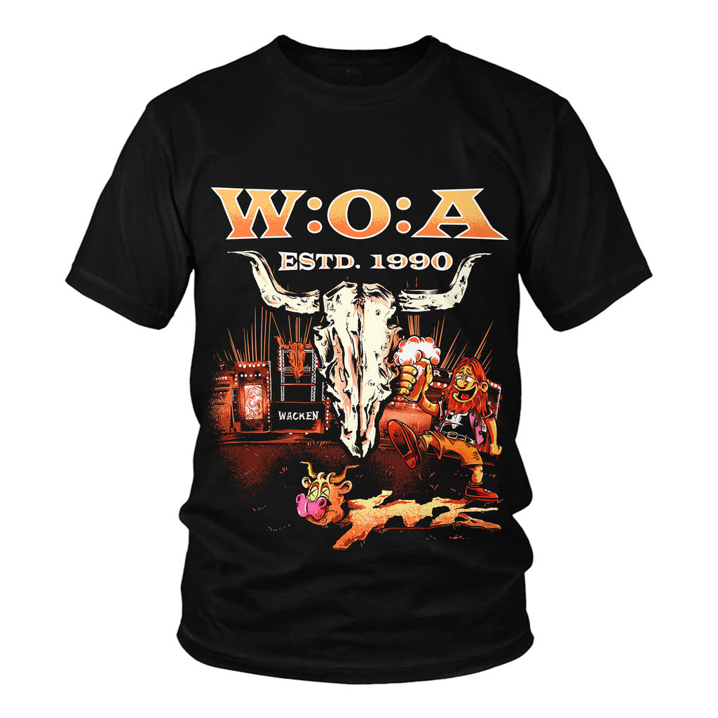 W:O:A - T-Shirt - The Same Procedure -