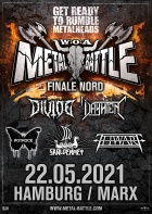 W:O:A METAL BATTLE 2020 >> 2021