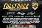 WITH FULL FORCE XXV OPEN AIR 2018