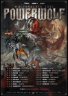 POWERWOLF • 01.10.2021, 18:40 • Stuttgart