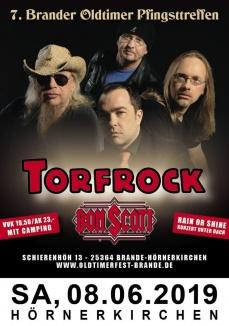 Torfrock 7 Brander Oldtimer Pfingstreffen Tickets Wwwmetaltixcom