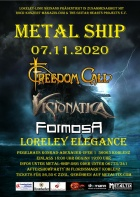 METAL SHIP - LORELEY LINE