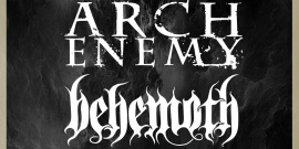 Arch Enemy und Behemoth