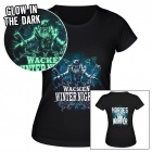 WWN - Girlie T-Shirt - Lost Souls (Glow in the Dark)
