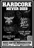 HARDCORE NEVER DIES VOL. II