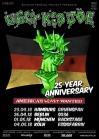 UGLY KID JOE • 04.05.2018, 20:00 • Köln