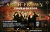 ARCH ENEMY - VIP UPGRADE • 13.12.2019, 18:00 • Hamburg