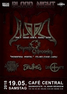 BLOOD NIGHT 2018  | www.metaltix.com
