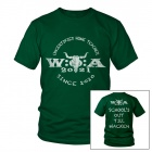 W:O:A - T-Shirt - Home Teacher