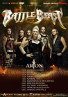 BATTLE BEAST • 08.05.2019, 19:30 • Hamburg