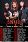 ANVIL • 04.04.2018, 20:00 • Frankfurt am Main