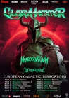 GLORYHAMMER - COLLECTORS TICKET • 08.02.2020, 19:45 • Leipzig