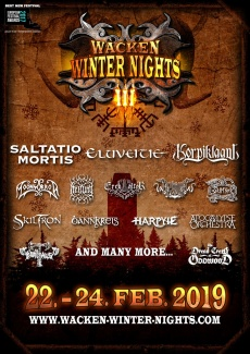 WACKEN WINTER NIGHTS 2019  | www.metaltix.com