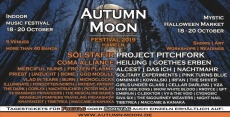 AUTUMN MOON FESTIVAL  | www.metaltix.com