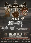 FULL METAL SHIP MIT ENDSEEKER + CTULU + BURIED IN BLACK • 21.04.2018, 20:00 • Hamburg