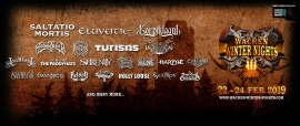 4 new band confirmations for Wacken Winter Nights 2019