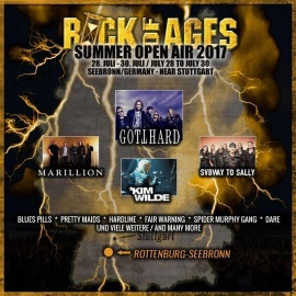 ROCK OF AGES 2017