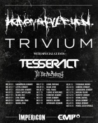 HEAVEN SHALL BURN & TRIVIUM