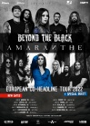 BEYOND THE BLACK & AMARANTHE • 05.01.2022, 19:00 • München
