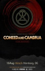 COHEED AND CAMBRIA • 13.08.2019, 20:00 • Nürnberg